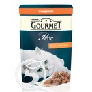 "Корм ""Gourmet"" Perle Индейка мини-филе для кошек 85г"