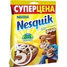 """Готовый завтрак """"Nesquik"""" Duo Шоколадный 250г"""