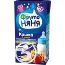 """Каша """"Фрутоняня"""" 5 злаков молочная с персиком 0,2л"""