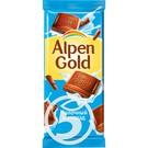 "Шоколад ""Alpen Gold"" молочный 90г"