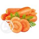 Морковь мытая 1кг