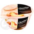 """Мусс йогуртный """"Даниссимо"""" Воздушный карамель-персики 5,4% 135мл"""