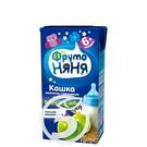 """Каша """"Фрутоняня"""" молочно-гречневая с яблоком 0.2л"""