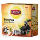 "Чай ""Lipton"" Blue Fruit черный 20пак*1,8г"