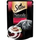 """Корм """"Sheba"""" Naturalle говядина и ягненкок для кошек 80г"""