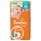 """Подгузники """"Pampers"""" Sleep & Play Maxi (размер 4) 68шт"""