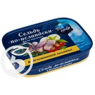 """Сельдь """"Fish House"""" по-исландски филе-кусочки в беловинной заливе 115г"""