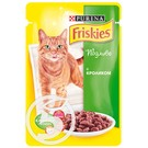 """Корм """"Friskies"""" для кошек с кроликом в подливе 100г"""