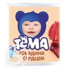 "Пюре ""Тема"" Говядина с сердцем 100г"