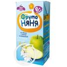 """Напиток """"Фрутоняня"""" яблочный с экстрактом ромашки и липы 0.2л"""