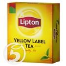 "Чай ""Lipton"" Yellow Label черный 100пак*2г"