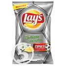 """Чипсы """"Lay's"""" Французский сыр с травами 150г"""