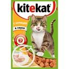 """Корм """"Kitekat"""" С курицей в соусе для взрослых кошек 85г"""