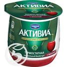 """Биойогурт """"Активиа"""" с вишней термостатный 2,7% 170г"""
