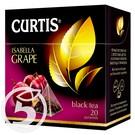 """Чай """"Curtis"""" Isabella Grape черный 20пак*1,8г"""