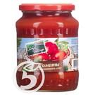 """Томаты """"Global Village"""" в томатном соке 680г"""