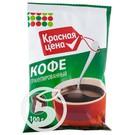 """Кофе """"Красная Цена"""" растворимый гранулированный 100г"""