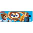 """Пирожное """"Медвежонок Барни"""" бисквитное с шоколадной начинкой150г"""