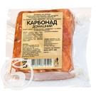 "Карбонад ""Копченов"" Домашний копчено-вареный 300г"