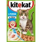 """Корм """"Kitekat"""" С рыбой в соусе для взрослых кошек 85г"""