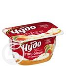 """Десерт молочный """"Чудо"""" Творожок персик-груша 4.2% 100г"""