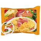 """Вермишель """"Анаком"""" со вкусом бекона сыра быстрого приготовления 60г"""