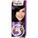 """Крем-краска для волос """"Palette"""" N2 Темно-каштановый"""