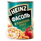 """Фасоль """"Heinz"""" в томатном соусе 415г"""