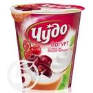 ЧУДО Йогурт вишня-черешня 2,5% стак.290г