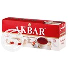 АКБАР Чай чер.пак.25х2г