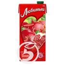 Напиток ЛЮБИМЫЙ сокос.ябл./гр./ч.р.0.95л