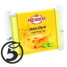 PRESID.Сыр МААЗДАМ плавл.40% 150г