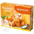 МИРАТОРГ Наггетсы куриные с сыром 300г