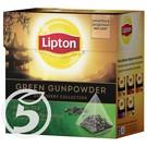 LIPTON Чай GREEN GUNPOWDER пирам.20х1,8г