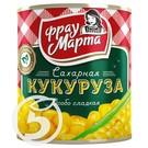 ФРАУ МАРТА Кукуруза сахарная ж/б 310г