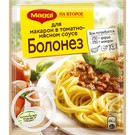 MAGGI Смесь МАКАРОНО-МАНИЯ БОЛОНЕЗ 30г