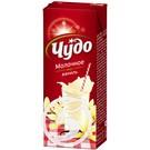 ЧУДО Молоко ВАНИЛЬ стер.фр.2% т/пак200г