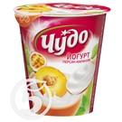ЧУДО Йогурт персик/марак.2,5% стак.290г