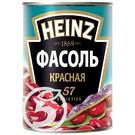 HEINZ Фасоль красная консерв.ж/б 400г