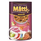 MATTI Мюсли ОРЕХ/ЯБЛОКО 250г