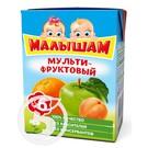 """Нектар """"ФН Малышам"""" мультифруктовый 0,2л"""