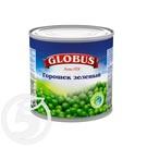GLOBUS Зеленый горошек ж/б 400г