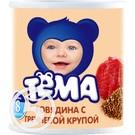ТЕМА Пюре ГОВЯДИНА-ГРЕЧКА детское 100г