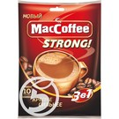 MACCOFFEE Нап.STRONG 3в1 коф.раст.10х16г