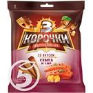 ТРИ КОРОЧ.Сух.ржан.сыр/семга 40г