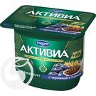 АКТИВ.Биойогурт черн./зл/с.льна2,9%150г
