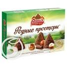РОССИЯ Конфеты РОД.ПРОСТОРЫ с фунд.200г