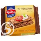 ЩЕДРЫЕ Хлебцы ГРЕЧНЕВЫЕ 200г
