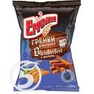 Гренки Емеля мюнхенские колбаски 50г пл
