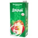 ДОБРЫЙ Нектар яблочный 2л